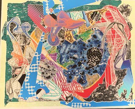 Frank Stella, 'Swoonarie', 1995