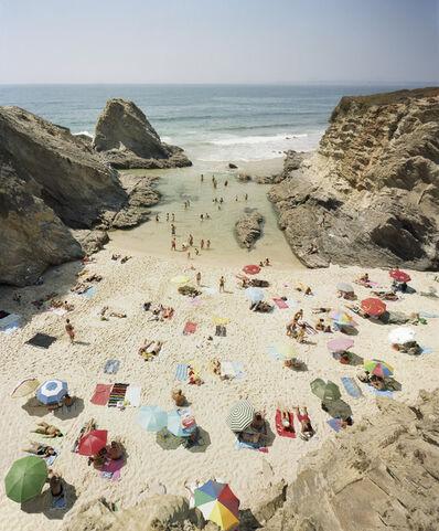 Christian Chaize, 'Praia Piquinia 15-08-10 15h45', 2010