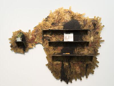 Rashid Johnson, 'Roscoe's Target', 2014