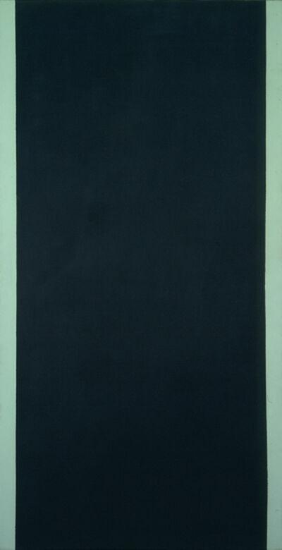 Barnett Newman, 'Primordial Light', 1954