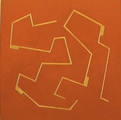Jordi Teixidor, 'Pasos de baile (2)', 2000