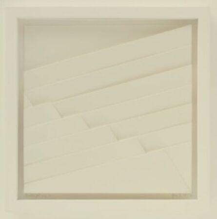 Peter Weber, 'Parallelfaltung 4', 2013