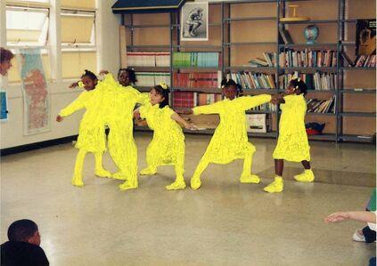 Harrell Fletcher, 'Dancing Kids', 2004
