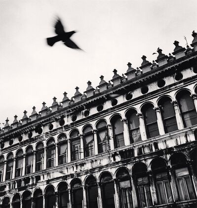 Michael Kenna, 'Flying Bird over San Marco, Venice, Italy', 1990