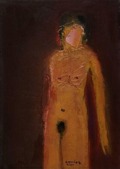 Ralph Rosenborg, 'Silent', 1953