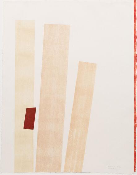 Ruth Eckstein, 'Alpha III', 1992