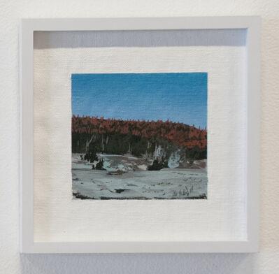 Erika Duque, 'Yellowstone (near old faithful)', 2016