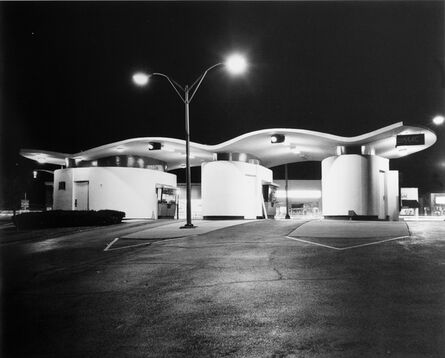 George Tice, 'First Union Drive In Bank, Caldwell, NJ', 1998