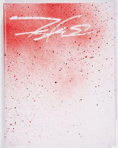 Futura, 'The Artist's Monograph (Red Deluxe Edition)', 2020