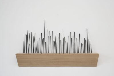 Jorge Méndez Blake, 'The Guardian of the Books (Jorge Luis Borges)', 2015