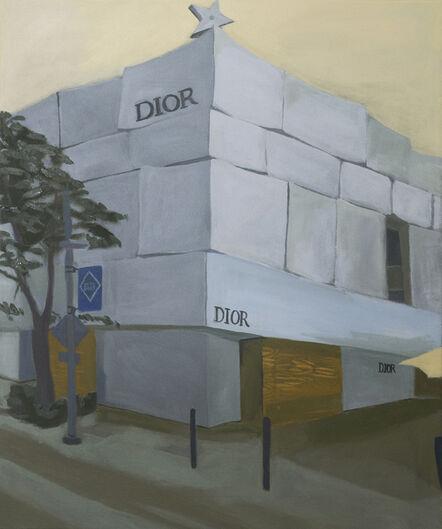 Eddie Arroyo, 'June 6, 2020, 162 NE 39th St., Miami, FL 33137, Dior', 2020