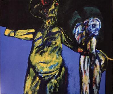 Ernesto Deira, 'ST', 1966