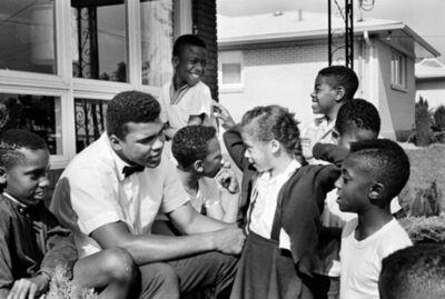 Steve Schapiro, 'Muhammad Ali and Yolanda »Lonnie« Williams', 1963