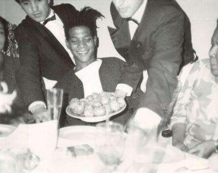 Andy Warhol, 'Jean-Michel Basquiat', ca. 1984
