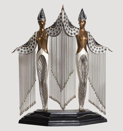 Erté (Romain de Tirtoff), 'Les Bijoux de Perles', 1990