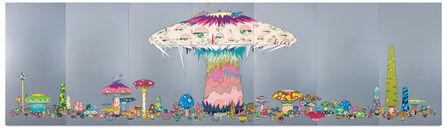 Takashi Murakami, 'Super Nova', 1999
