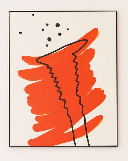 Cornelia Baltes, 'Untitled (Trumpet)', 2015