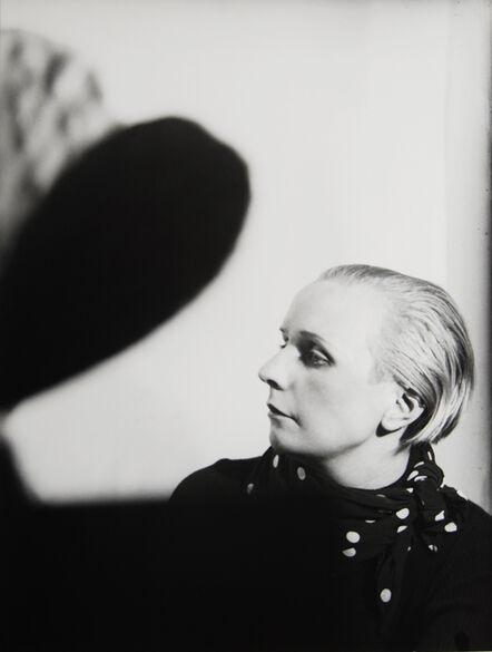 Florence Henri, 'Portrait Composition (Nelly/Petro Van Doesburg)', 1930