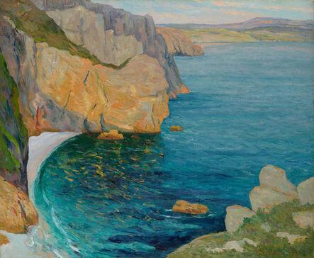 Maxime Maufra, 'Calme d'été, baie de Douarnenez', 1899