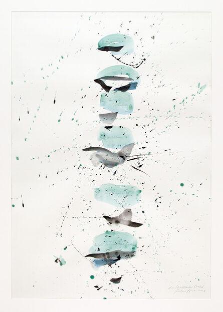 Rebecca Horn, 'Vertebrae Oracle', 2013