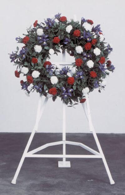 Keith Edmier, 'Untitled (Wreath)', 1999