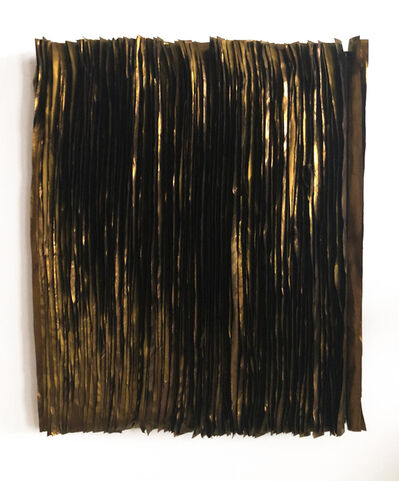 Joël Andrianomearisoa, 'Labyrinth of Passions - Wax I', 2018