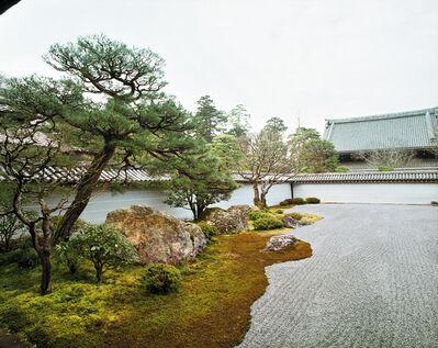 Jacqueline Hassink, 'Seiryoden 7 subtemple of Nanzen-ji East Kyoto 4 March 2009 (8:00–9:00)', 2009