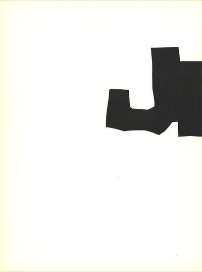 Eduardo Chillida, 'Segment I', 1970