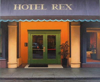 Gus Heinze, 'Hotel Rex', 2017