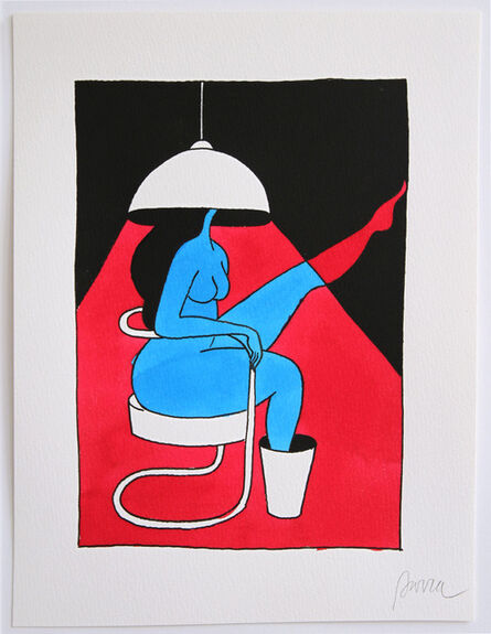 Parra, 'The Living Room', 2015