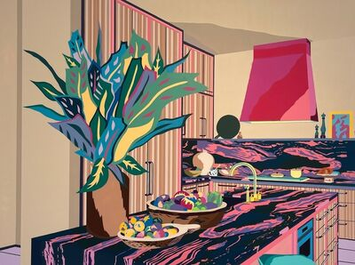 Michael Callas, 'Kitchen', 2021