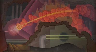 Raymond Jonson, 'City Forces', 1932