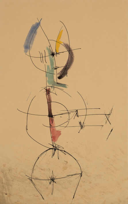 Ernest Mancoba, 'Untitled 14', ND