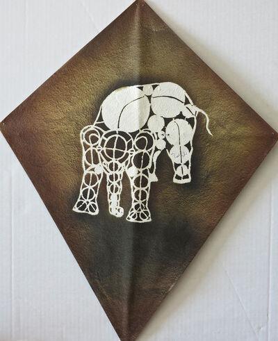Francisco Toledo, 'Elefanta III', 2010
