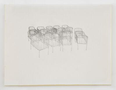 Miriam de Búrca, 'Cluster II: 1961', 2018