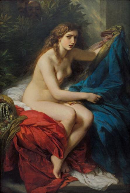 Franz Xaver Winterhalter, 'Susanna and the Elders  ', 1866