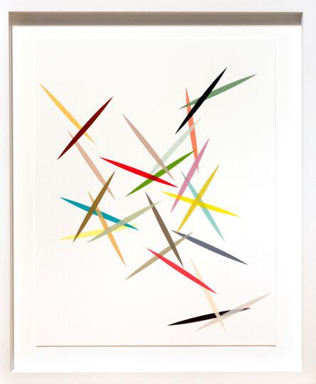 Michael Batty, 'Dart #14', 2015