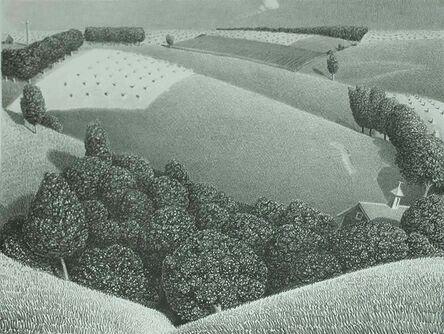 Grant Wood, 'July Fifteenth', 1938