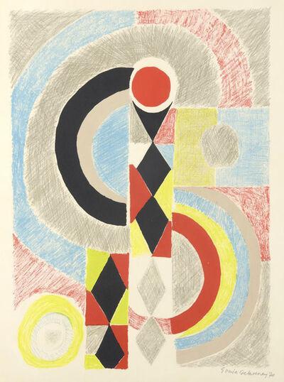 Sonia Delaunay, 'Totem', 1970