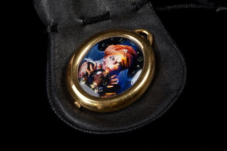 """Cindy Sherman, '""""The Fortune Teller"""" watch pendant', 1993"""