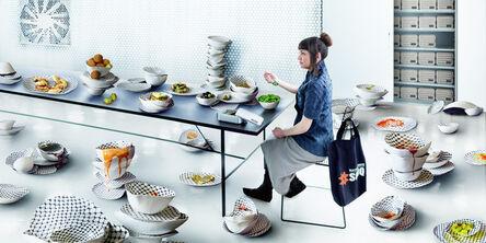 Larissa Sansour, 'Food', 2012