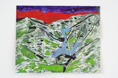 Jocko Weyland, 'Alpine (Purple Sky)', 2013