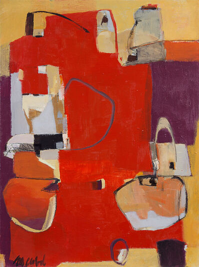 Maureen Chatfield, 'Right As Red', 2015