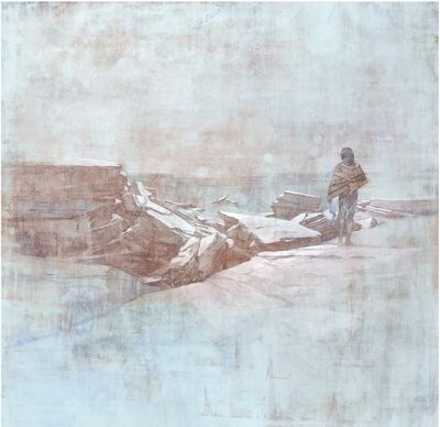 Federico Infante, 'The rock's old tales'