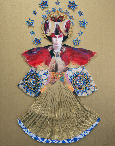 Deming King Harriman, 'Fire Goddess', 2016