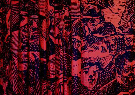 Markus Schinwald, 'Curtain', 2006