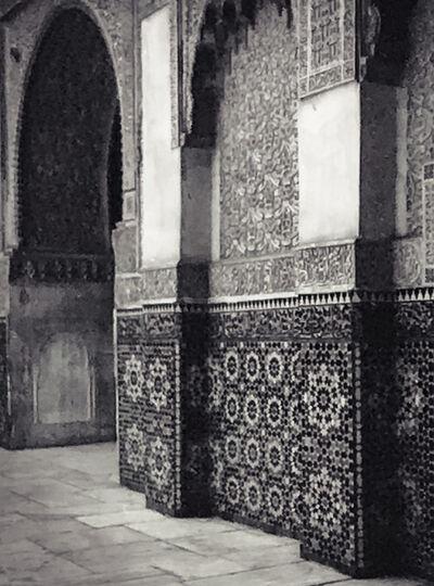 Silke Lauffs, 'Medersa Ben Youssef, Marrakech, Medina, Morroco', 2018