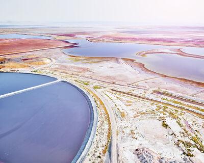 David Burdeny, 'Chlorine Plant, Great Salt Lake, UT', 2017