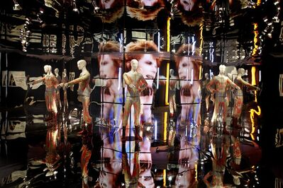 David Bowie, 'Installation view: Area 5 – Astronauts of Inner Space'