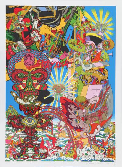 Keiichi Tanaami, 'Lost and Wandering Bridge Series_7', 2011